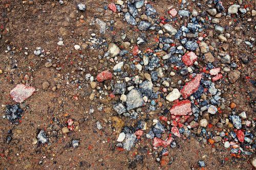 stones rocks rubble
