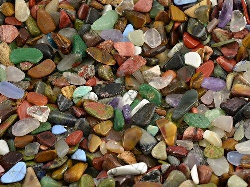 stones  minerals  precious stone