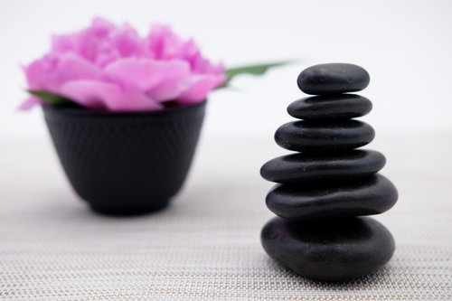 stones  cairn  massage