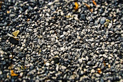 stones  gravel  pebbles