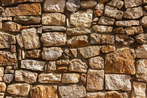 stones  wall  quarry stone