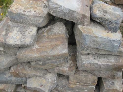 stones stone cairn