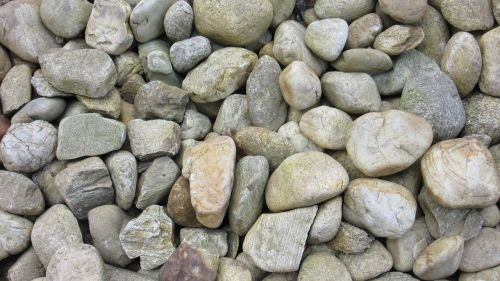 stones about plump