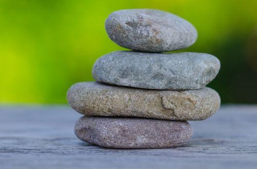 stones pebbles nature