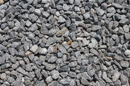 stones ground grey