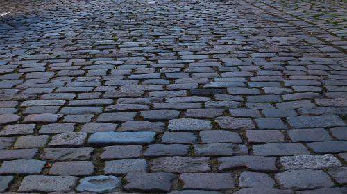 stones patch cobblestones