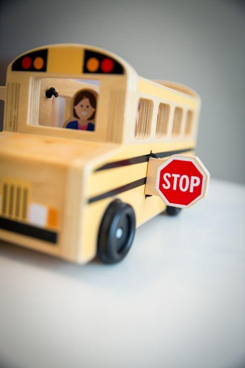 stop school school bus