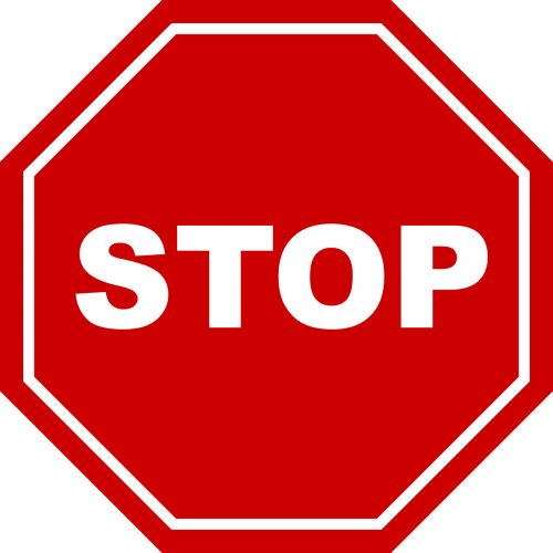 stop bord learn