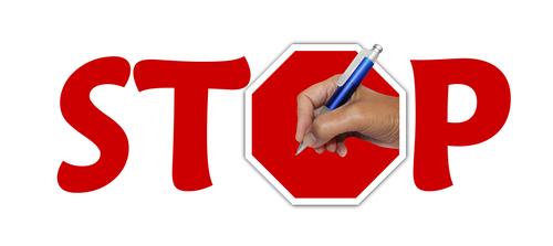 stop  signature  hand