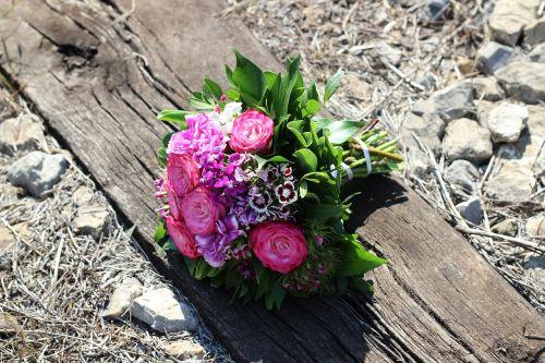 stop child suicide rose bouquet on railway stop teenager suicide