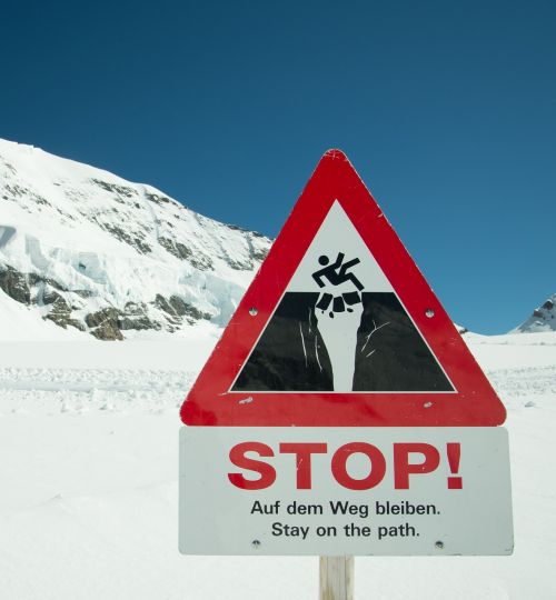 stop sign sign warning