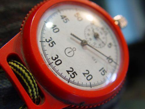 stopwatch sports speed