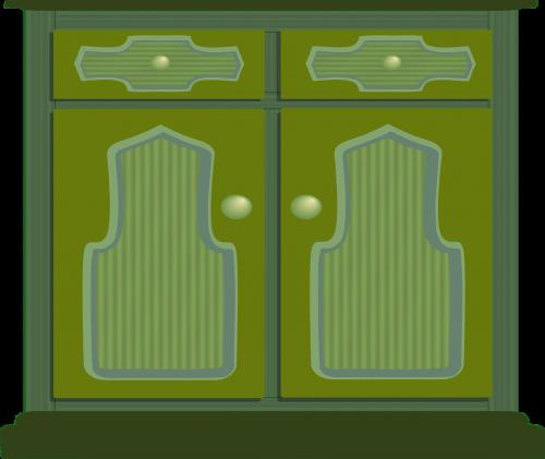 storage cupboard furniture