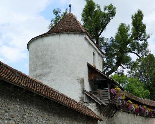 storage tower isny defensive tower