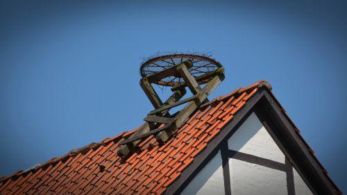 storchennest stork resting place
