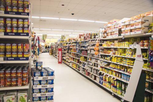 store supermarket shop
