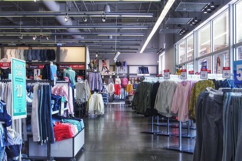store  clothes store  clothing