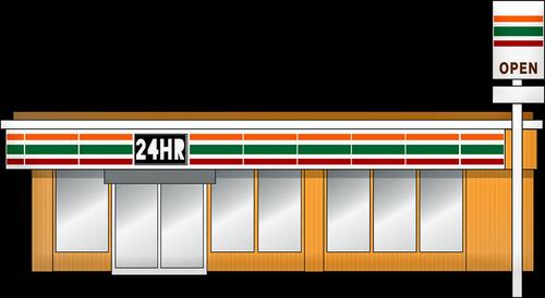 store  convenience store  quick shop