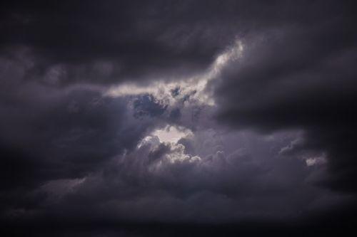 storm storm clouds sky