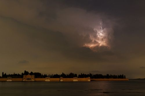 storm èclair venice