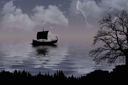 storm  browse  sea
