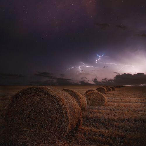 storm thunderstorm lightning