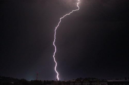 storm lightning plasma
