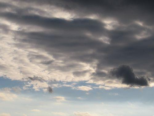 audros debesys,olken,dangus,oras,tamsūs debesys,gewitterstimmung,debesys formos