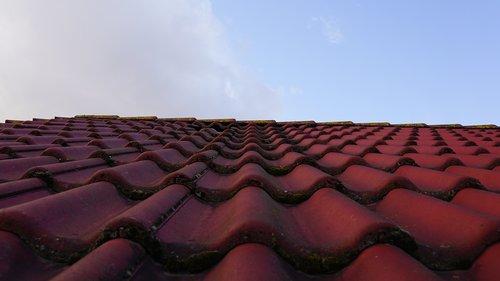 storm damage  tile  roof