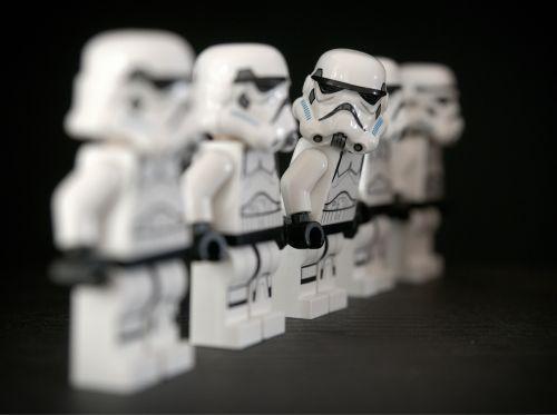 stormtrooper star wars lego
