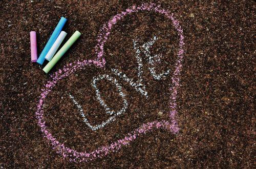 straßenkreide paint chalk