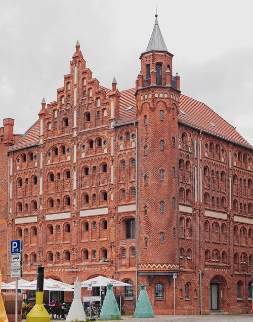 stralsund  port  memory house