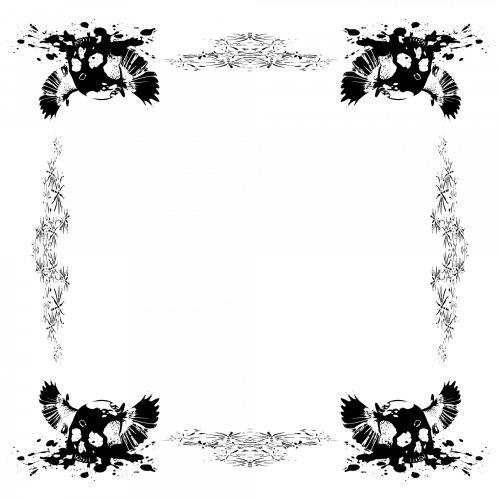Strange Image Frame