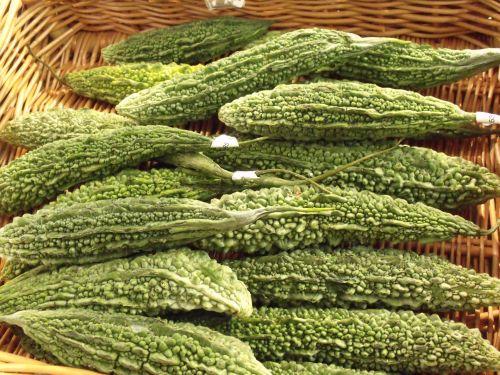 Strange Vegetables Karela