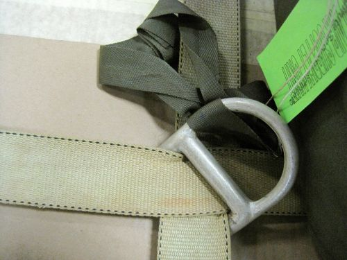 Straps And Fastener For Parachuting