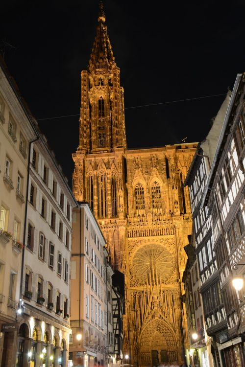 strasbourg cathedral alsace