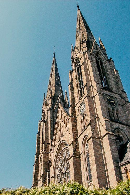 strasbourg france cathedral