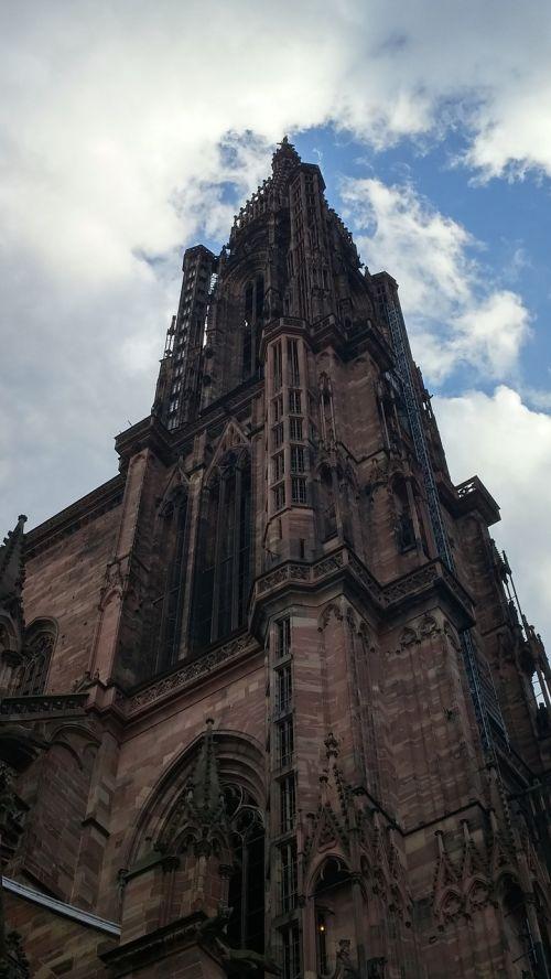 strasbourg cathedral france