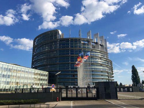 Strasbourg,parlamentas,europietis