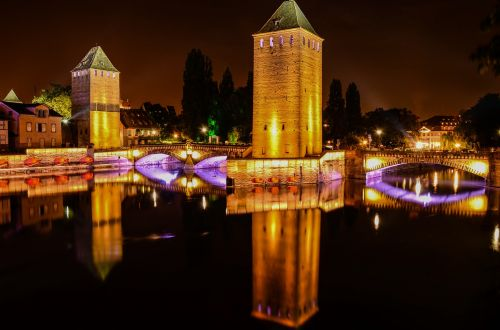 strasbourg france capital de noel