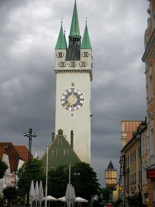 straubing germany clock
