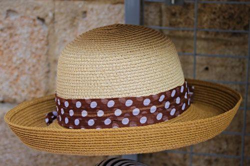 straw hat sun hat hat
