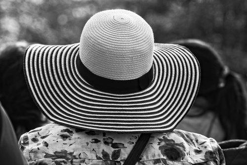 straw hat  hat  woman's hat