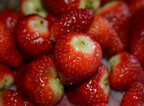 strawberries strawberry sweet