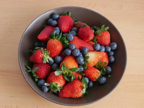 strawberry  strawberries  fragaria