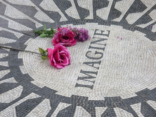 strawberry fields imagine john lennon
