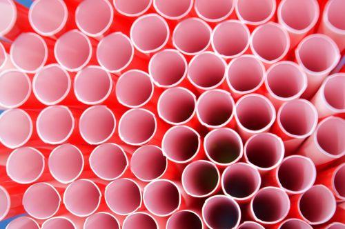 straws patterns circles