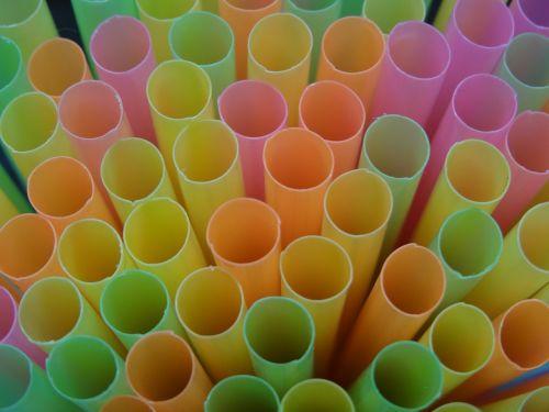 straws beverages lemonade