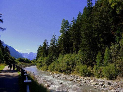 stream water nature