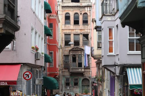 street istanbul old